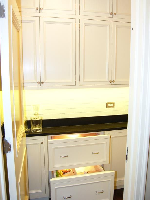 Is your kitchen tiny? Try refrigerator/freezer drawers instead of a big fridge.
