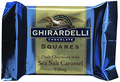 Ghirardelli Chocolate Squares Dark and Caramel Sea Salt 430Count >>> Find out more about the great product at the image link.