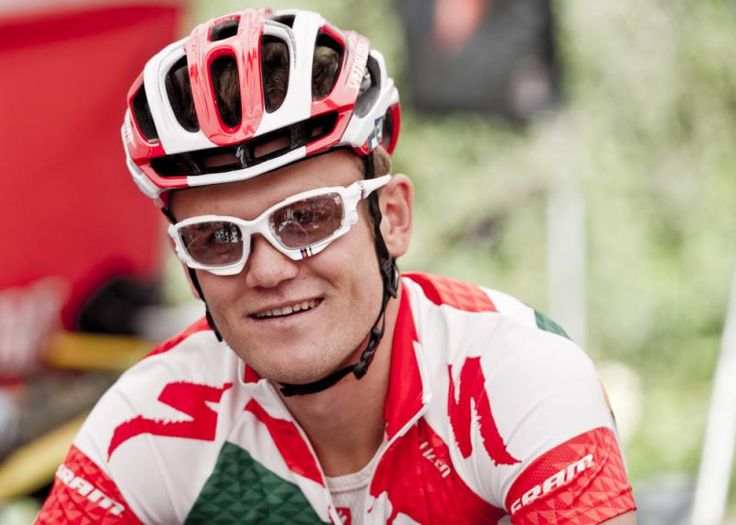 """16/09/87 Olympic Games cycling contestant, Burry Willie """"The Dart"""" Stander, was born."""