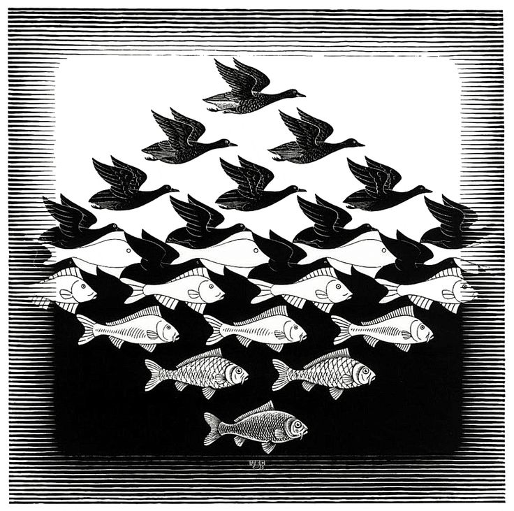 Escher art   Tessellations - Everything You Ever Wanted to Know