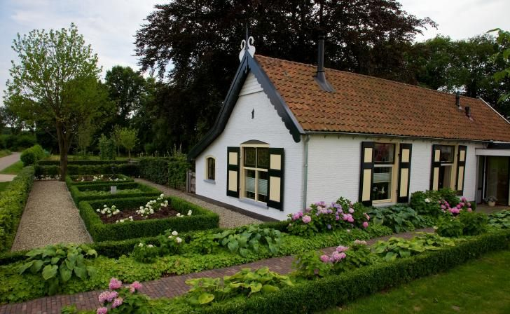 Boerentuin in buitengebied Nijkerk | Bax