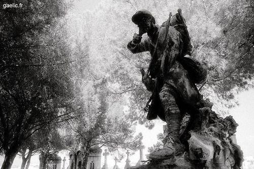 Soldat inconnu #armistice 2004 #france #marseille #art #blackandwhite #film