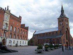 "Wikipedia contributors, ""Odense,"" Wikipedia, The Free Encyclopedia, [http://en.wikipedia.org/wiki/Odense] (accessed February 23, 2013) | #lacariciadelsoldadoespañol"