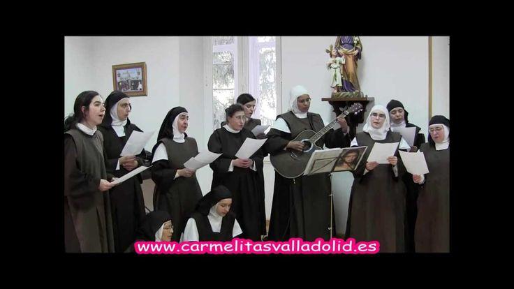 Cantaré... (canción). Carmelitas, Valladolid