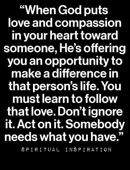 Wonderful reminder   kindness prevails