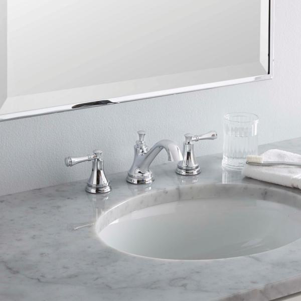 Delta Silverton 8 In Widespread 2 Handle Bathroom Faucet In Chrome 35713lf Eco The In 2020 High Arc Bathroom Faucet Bathroom Faucets Chrome Chrome Bathroom Fixtures