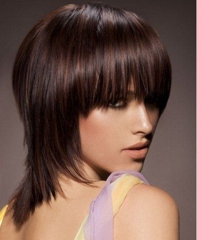 100% Natural Human Chestnut coloured wigs.