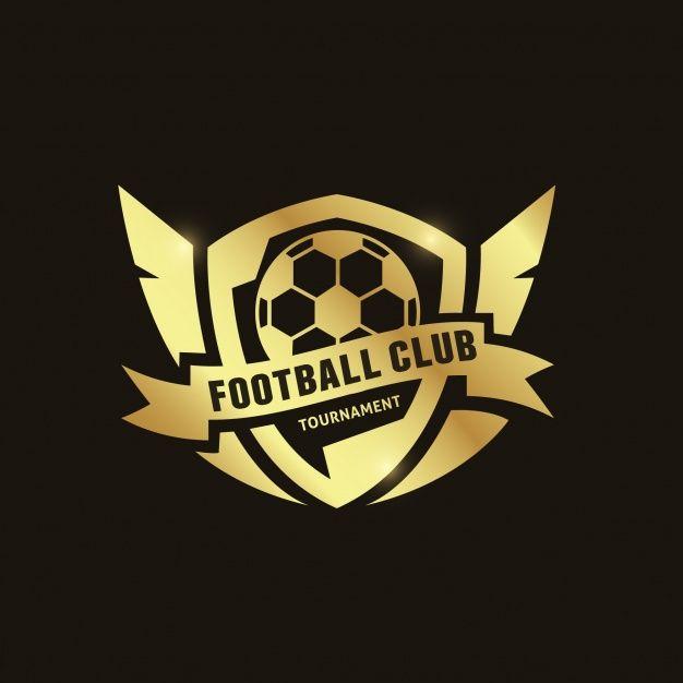 Skachivajte Logotip Futbolnogo Logotipa Besplatno Football Logo Design Logo Background Football Logo