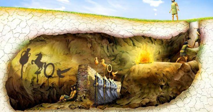 El mito de la caverna de Platón es una de las grandes alegorías de la filosofía idealista que tanto ha marcado la manera de pensar de las ...
