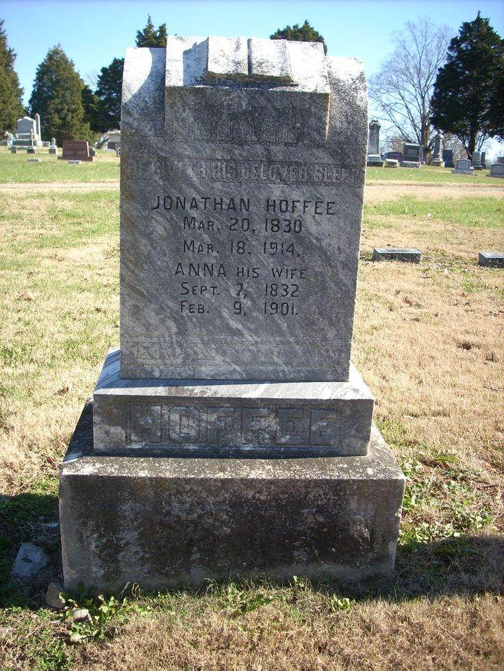Jonathan Hoffee (18301914) Find A Grave Memorial in