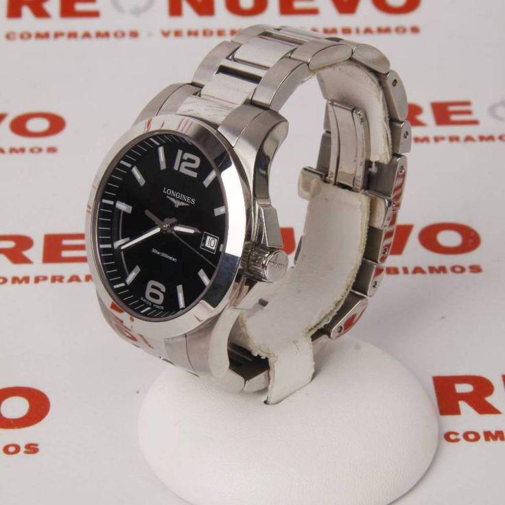 #Reloj #LONGINES #CONQUEST #L3.659.4.58.6 de segunda mano E268512 | Tienda online de segunda mano en Barcelona Re-Nuevo #segundamano