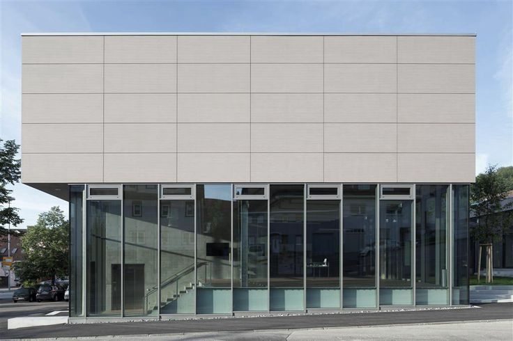 Roth Architekten 17 best 3d facade material images on architecture cement and facade
