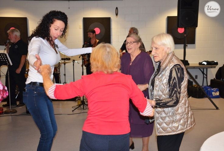 Our residents at White Cliffe along with Life Enrichment Staff and volunteers enjoyed a wonderful evening of good food and wonderful 50's/60's music and dance. Thank you to the BOAA for hosting an amazing event! 🕺💃🏻