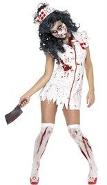 Halloween bloody nurse!
