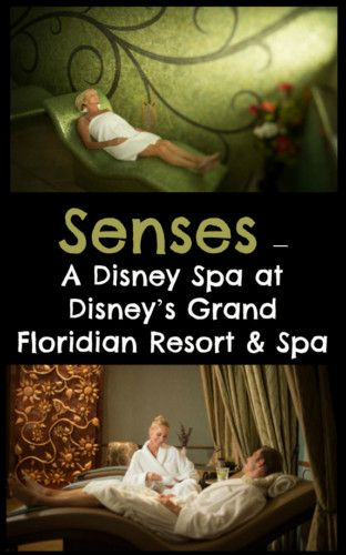 If you want to relax and be pampered during your trip, a visit to Senses – A Disney Spa at Disney's Grand Floridian Resort & Spa is in order.