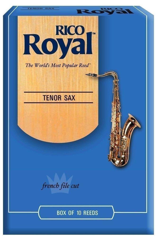 10 Blätter Tenorsaxophon, Fabrikat: RICO  Royal Stärke: 2 , Abverkauf !