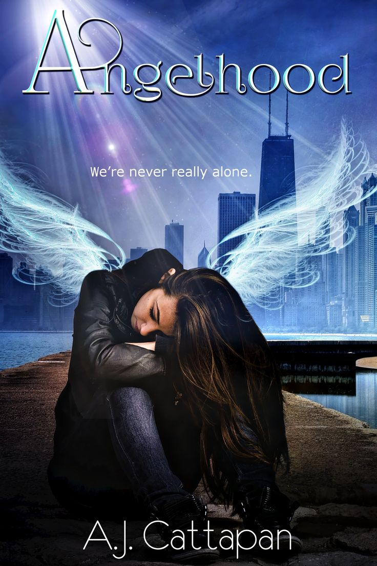 Angelhood: One Guardian Angel, One Suicidal Girl, Two Missing Wings