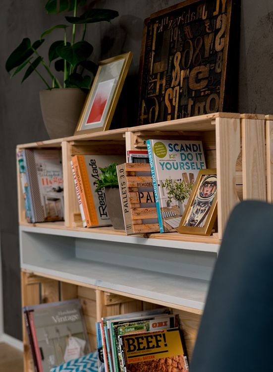 Sideboard Setzkasten Selber Bauen Aufbewahrung In 2018 Paletten