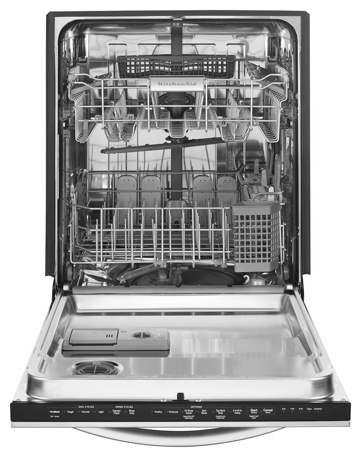 KitchenAid Architect Series II 6 Cycle Dishwasher #KDTM354DSS
