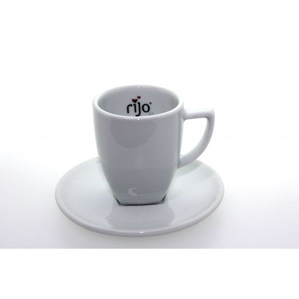 4oz Rijo 42 Espresso Cup Saucer. Home Design Ideas