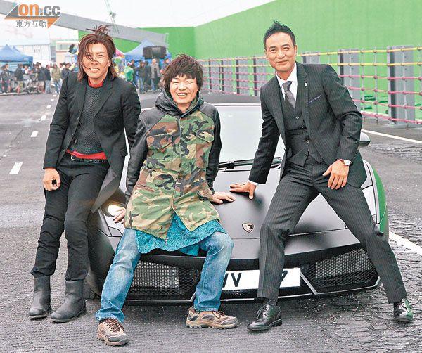 """Donnie Yen melangkah menuju satu peran yang dipopulerkan oleh Yuen Biao sebelumnya di tahun 1989 , """"The Iceman Cometh""""."""
