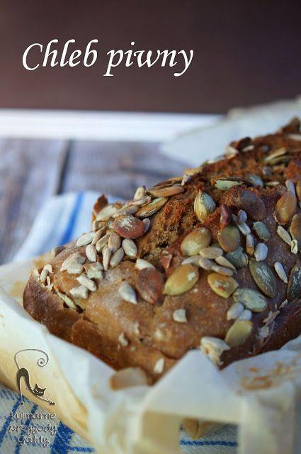 Kulinarne przygody Gatity: Chleb piwno-cebulowy