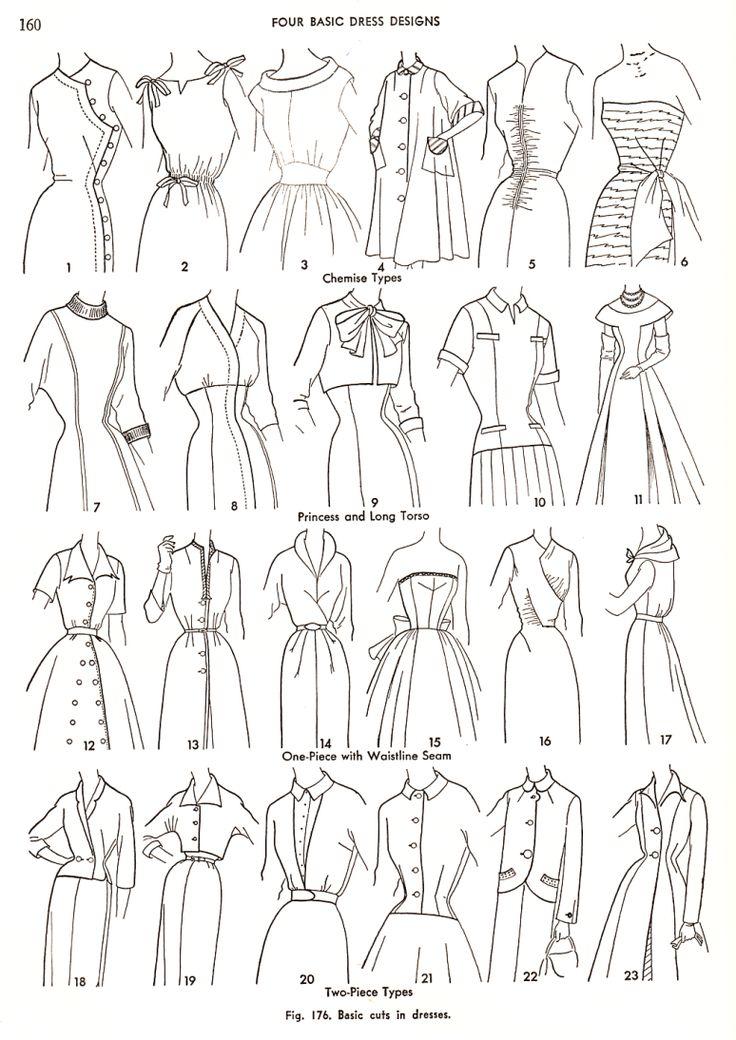 Prático projeto vestido de Mabel Erwin