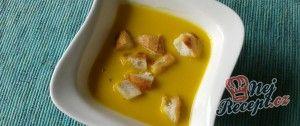 Dýňová polévka Hokaido