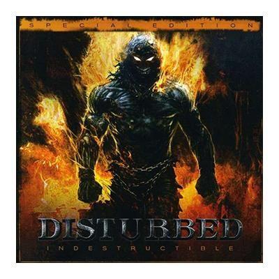 """L'album dei #Disturbed intitolato """"Indestructible"""". Ora disponibile come un'edizione speciale live con sei canzoni dal Rock am Ring del luglio 2008, dove la band suonò il suo più grande concerto davanti a 80.000 fan entusiasti. Ora tutti i fan dell'hard rock possono rivivere quest'esperienza unica nei loro comodi salotti, aspettando che la band ritorni nuovamente queste coste."""