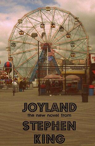 """Joyland"" - Stephen King  (2013)"