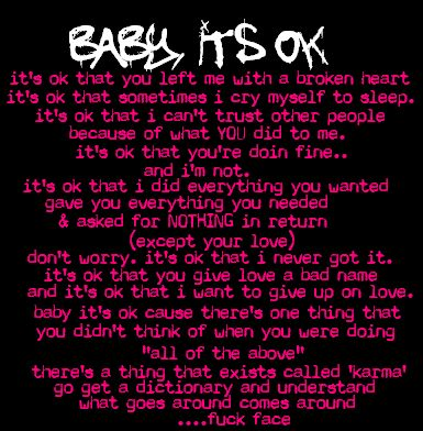 Broken Heart Quotes - Find out the correct way to get over your lost love and move forward with ones life after your heart has been shattered. Description from pinterest.com. I searched for this on bing.com/images