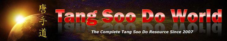 Tang Soo Do World - list of forms