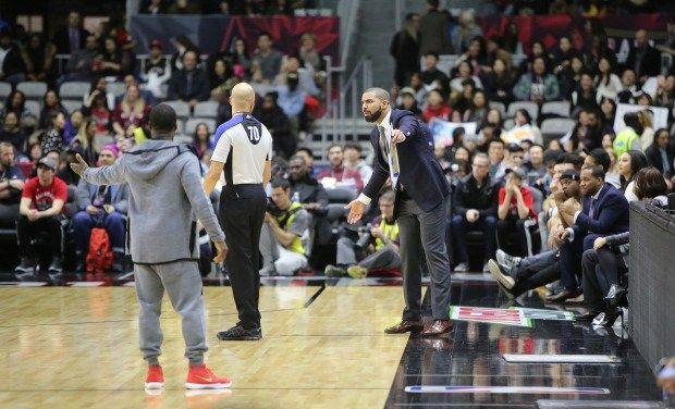 Sports: Drake's Team Canada Beat Kevin Hart's Team USA 74-64 (Highlights)
