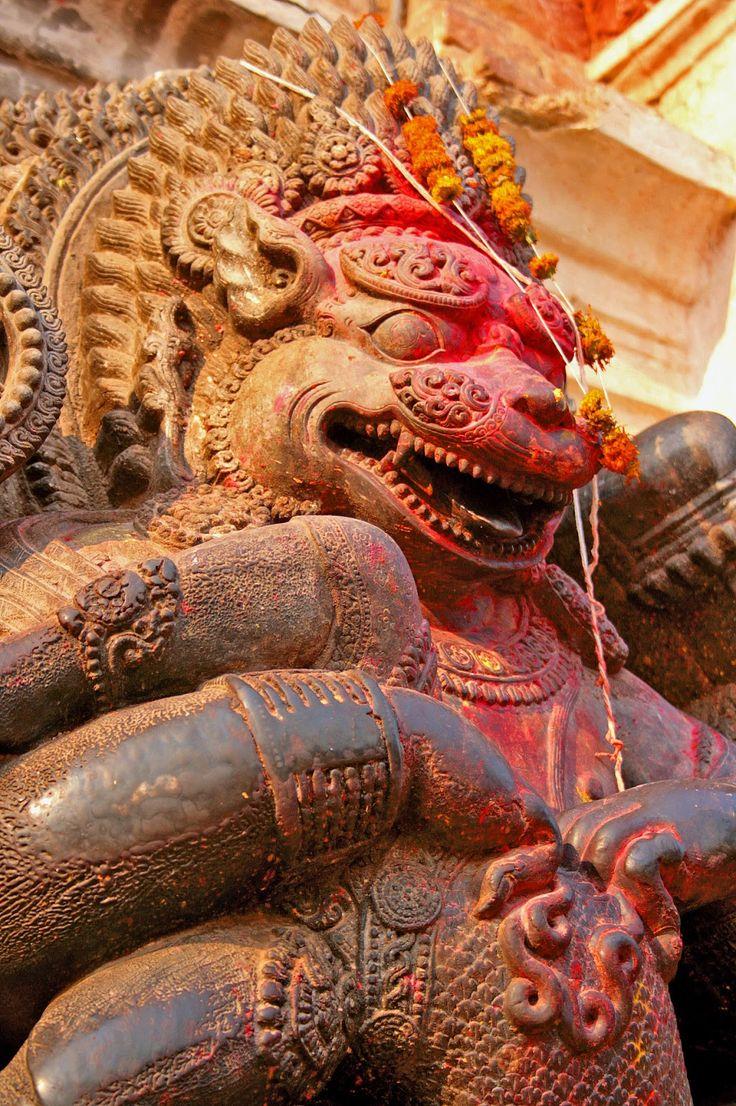 The palace, Patan, Kathmandu