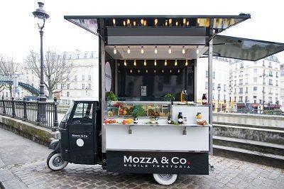 Food trucks in France  Nouvelle tendance !