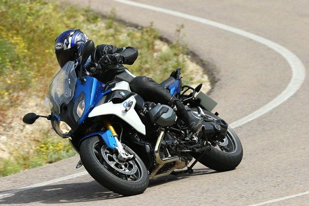BMW R1200 RS review