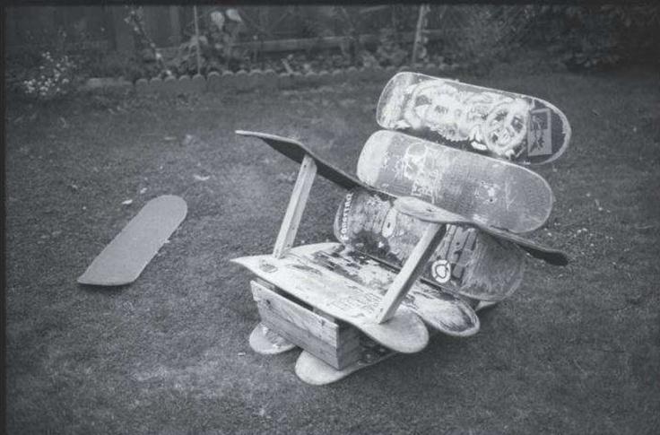 SkateChair