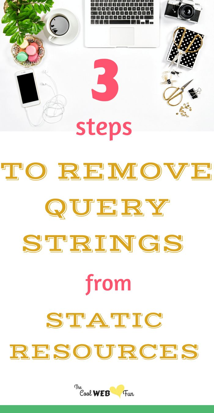 How to remove query strings from static resources and speed up website. You can immensely reduce your wordpress load time.