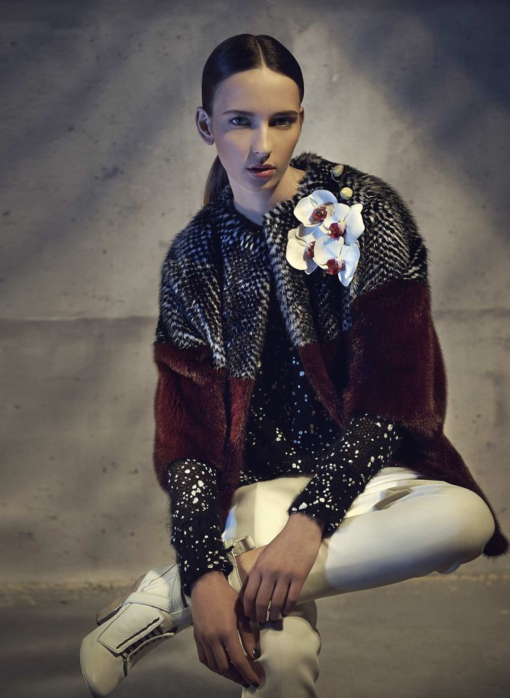 Fendi Fur Collection A/W 2014-15