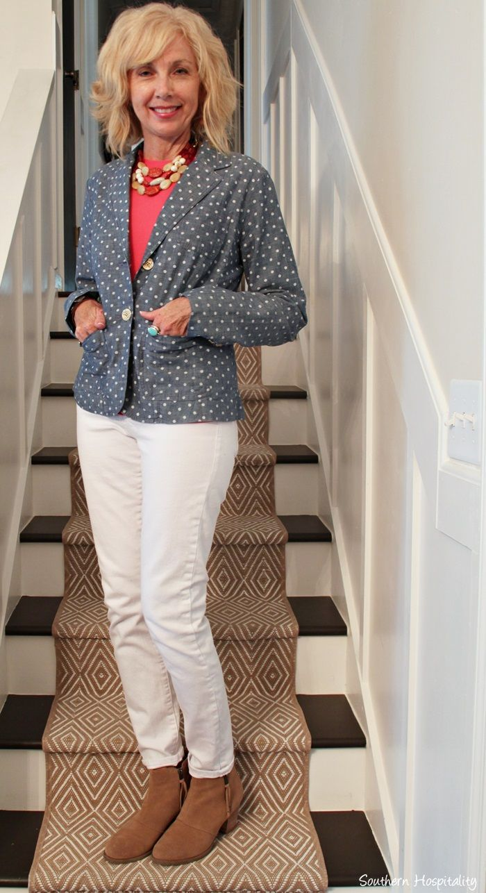 fashion over 50--WHITE FOR FALL