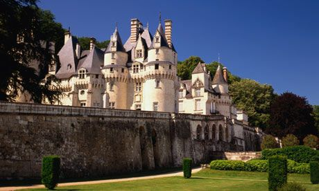 French road trip: Châteaux and wine in the Loire valley