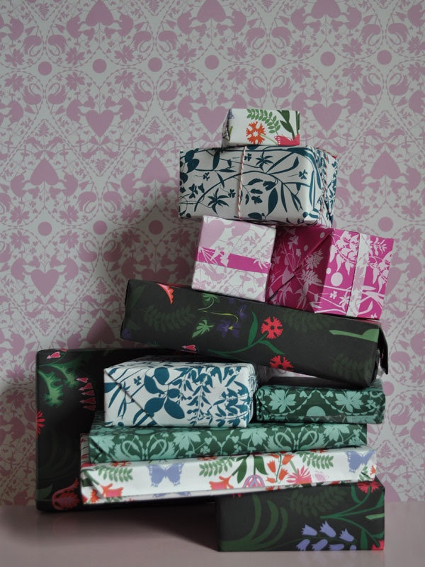 Wrapping paper by Banquet