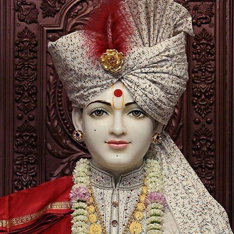 Divya Darshan Dandvat Pranam Jay Swaminarayan