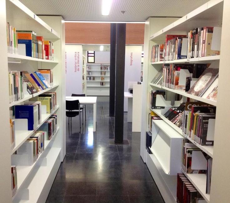 Herència rebuda. Inaugurem una biblioteca a l'antic Escorxador (Mataró)