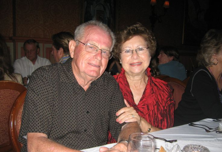 #nwamembermondays Percy and Frances Bunch  We love our members!