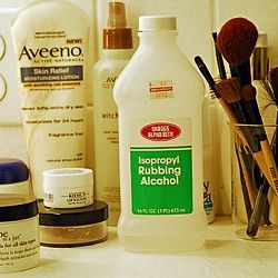 Household Uses for Rubbing Alcohol - Articles