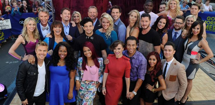"PHOTO: Le casting de la saison 17 de ""Dancing With The Stars"""