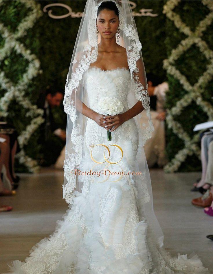 Oscar de la renta was an inspiration dominican designer for Wedding dresses in louisiana
