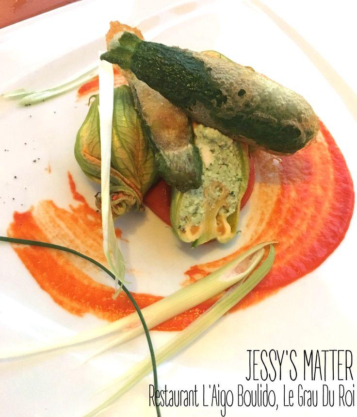 Trouver de si bons restaurants est tellement rare que je me devais de partager ma trouvaille ! Retrouvez mon article sur ma visite à L'Aigo Boulido au Grau du Roi, avec toutes les photos de nos assiettes !