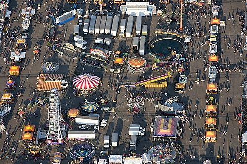 Colorado State Fair In Pueblo, Colorado | Photo by John Wark